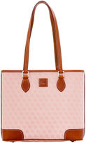 Dooney & Bourke Mini Signature Richmond Shopper