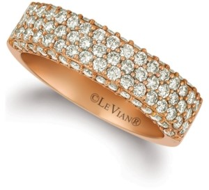 LeVian Le Vian Nude Diamond Band (1-1/5 ct. t.w.) in 14k Rose Gold