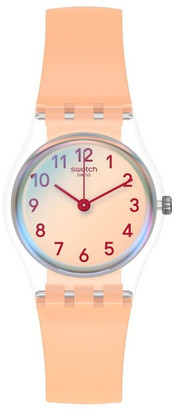 Swatch Casual Pink Watch