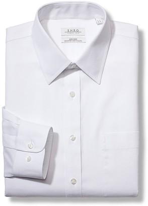 Enro Men's Classic Fit Big-Tall Solid Point Collar Dress Shirt