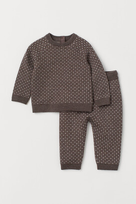 H&M Wool Sweater and Pants