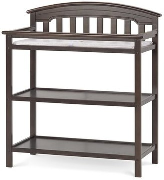 Child Craft Stanford Changing Table Color: Slate