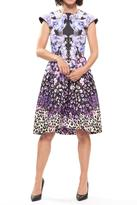 Temperley London Orchidea Structured Dress