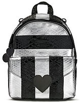 Victoria's Secret Victorias Secret Pop Heart Stripe Mini City Backpack