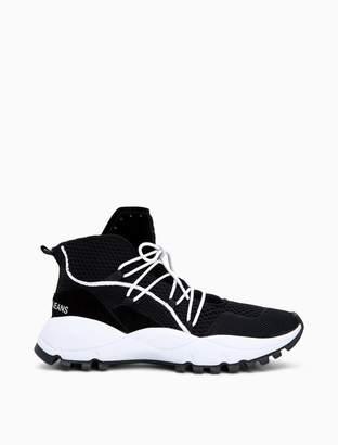 Calvin Klein Tracee Knit High Top Sneaker