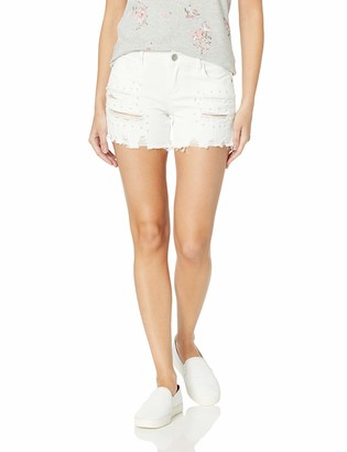 Dollhouse Women's White Denim 3