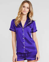 Julianne Isabella Stretch Silk PJ Set