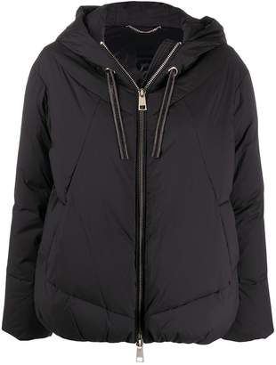 Liu Jo padded hooded jacket