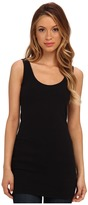 Three Dots Tunic Tank