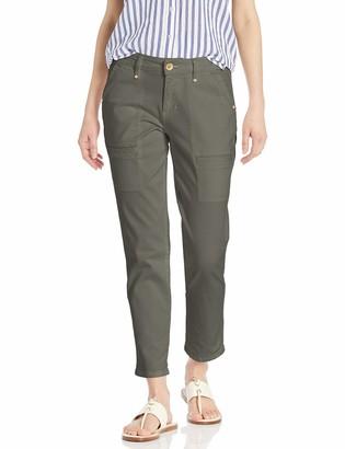 Jag Jeans Women's Petite Easton Utility Pant