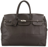 Eleventy holdall bag - men - Leather - One Size