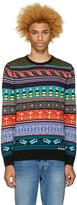 Diesel Multicolor K-Cruz Sweater