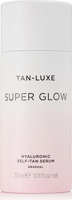 Tan-Luxe Super Glow Hyaluronic Self-tan Serum, 30ml - one size