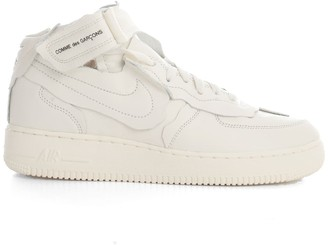 Comme des Garcons Nike Cut Off Air Force 1 Sneakers Us Size