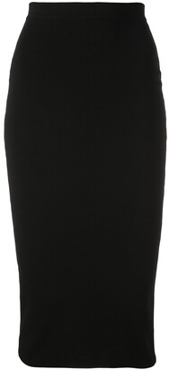 Wardrobe NYC Release 03 knitted pencil skirt