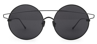 For Art's Sake Mykonos 60MM Round Sunglasses