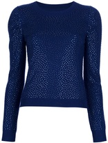 Alice + Olivia Alice+Olivia Embellished sweater