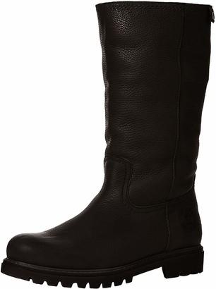 Panama Jack Women's Bambina Igloo High Boots Black (Negro B17) 6 UK