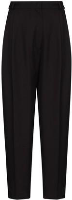 Anouki High Waist Tailored Trousers