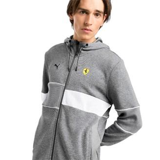 Puma Scuderia Ferrari Men's Hooded Sweat Jacket