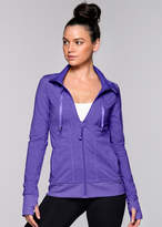Lorna Jane Mona L/Slv Zip Through