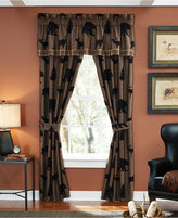 "Croscill Summit Tailored 88"" x 17"" Window Valance"