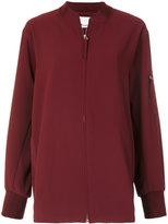 Alexander Wang oversized zipped jacket