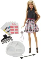 Barbie Mix 'N Color Hair Brunette Doll