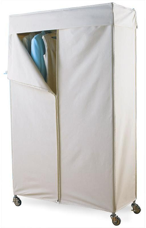 Intermetro Large Cotton Canvas Cover Natural