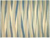 Nalbandian 13'3x10'1 Hathor Flat-Weave Rug, Blue