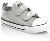 Converse Baby's & Little Girl's Chuck Taylor All Star Ox Glitter Sneakers