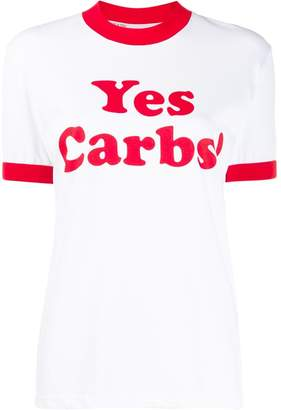 GCDS slogan T-shirt