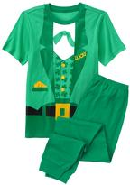 Gymboree Adult Lucky 2-Piece Pajamas