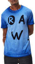 G Star Washed Pure Cotton Tee