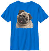 Fifth Sun Royal Blue Pug Nerd Tee - Boys