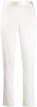 Talbot Runhof Slim Fit Trousers