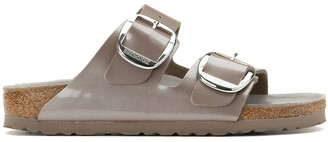 Birkenstock Arizona Patent Flat Sandals