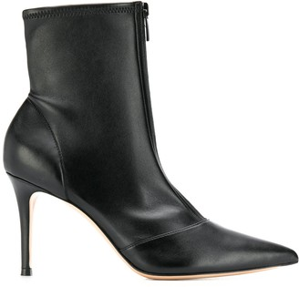 Gianvito Rossi Pointed Stiletto Boot