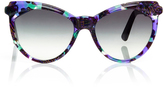 Zanzan Erzulie Oversized Sunglasses