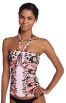 Seafolly Women's Bella Rose Tankini