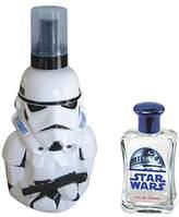 Disney Star Wars Gift Set Containing Eau De Toilette Spray, Bath Foam Or Shampoo (Pack of 2)