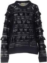 sea blue sweater - ShopStyle