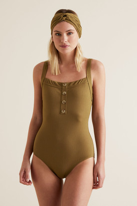 Seed Heritage Rib One Piece