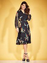 New York & Co. Eva Mendes Collection - Pia Shirtdress