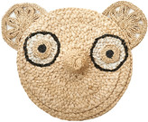 Anne Claire Bear Straw Face - Cream