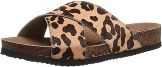 Naughty Monkey Women's Magdalena Slide Sandal