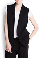 MANGO Tailored vest