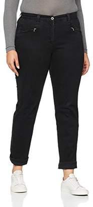 Ulla Popken Women's Weiche Stretchhose Soft Peach Mony Leggings,W31/L30 (Size: 42)