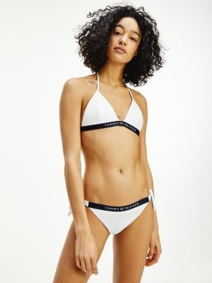 Tommy Hilfiger Side-Tie Cheeky Fit Bikini Bottoms