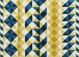 Gandia Blasco Mosaiek Hand Tufted Yellow Wool Rug